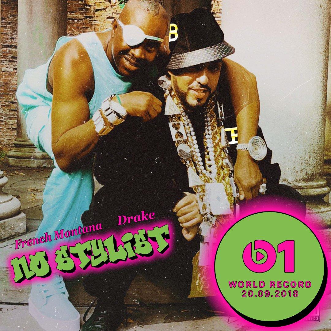 Tune in @zanelowe @Beats1 #WorldRecord 9AM PST/12PM EST #NOSTYLIST ft: @Drake https://t.co/IWn22g6Nhi ������ https://t.co/ItALlpRbeU