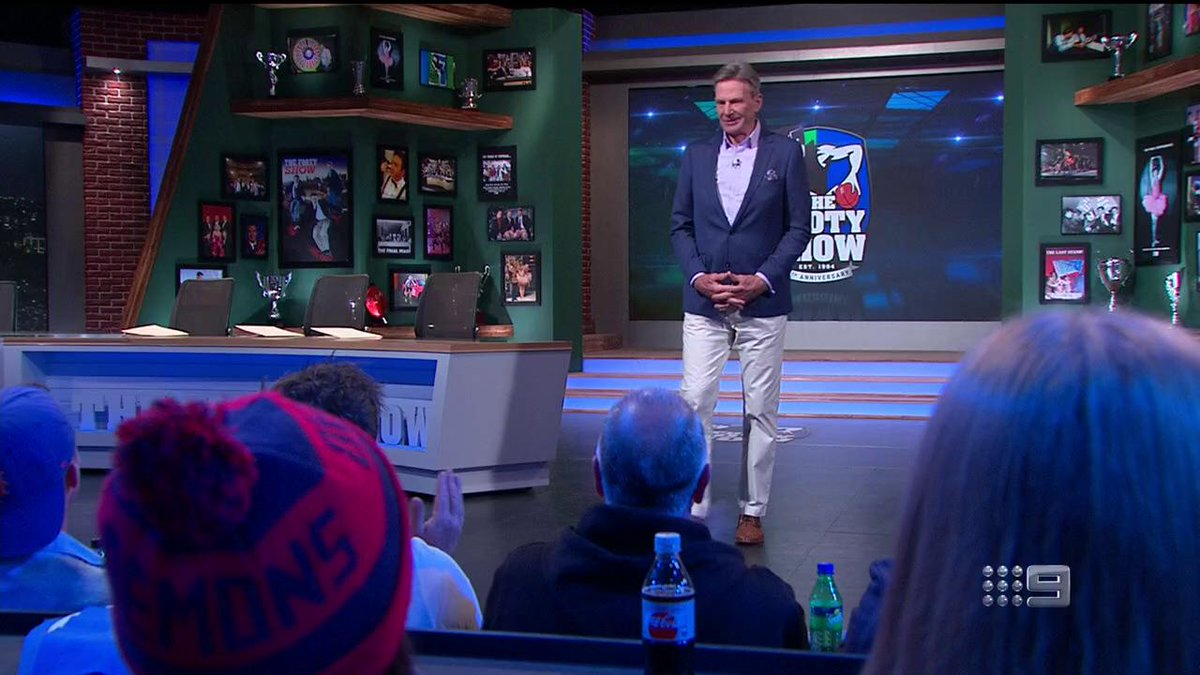 A message from Sam.   #9AFLFootyShow