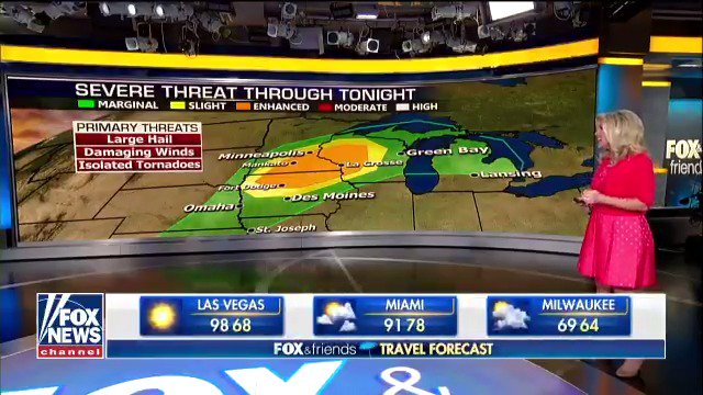 .@JaniceDean gives an update on the weather on @foxandfriends https://t.co/vp1WdNbJQ2