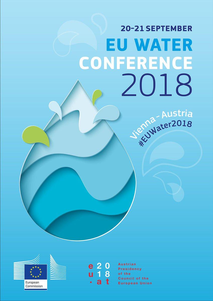"""Al via oggi la Conferenza di #Vienna sulle acque. #WWF: """"Si decide il futuro di #fiumi e #laghi europei"""" https://goo.gl/EH8EDb#ProtezioneCivile - #acqua - #EUWater2018  - Ukustom"""