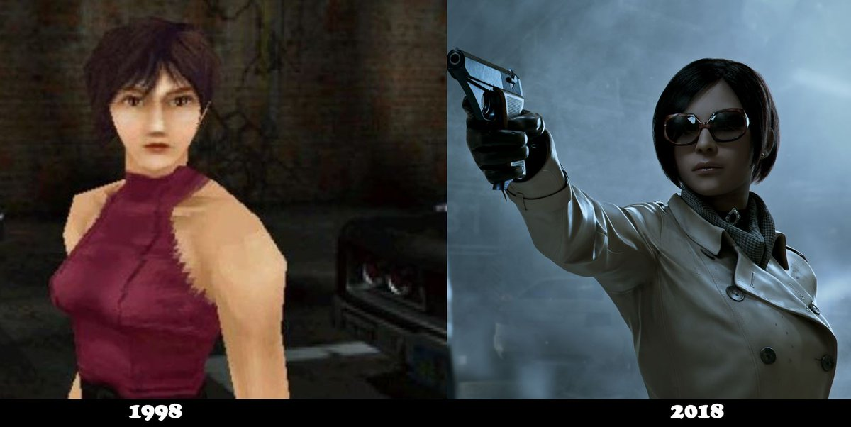 Fine. Well do this your way... for now. Ada Wong always plays by her own rules.