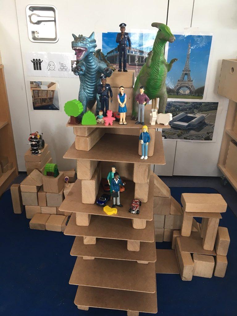 Bouwen!! Wauw wat een betrokkenheid van mijn kleuters tijdens het bouwen. #trotsejuf #daltonschoolconfetti #bouwhoek
