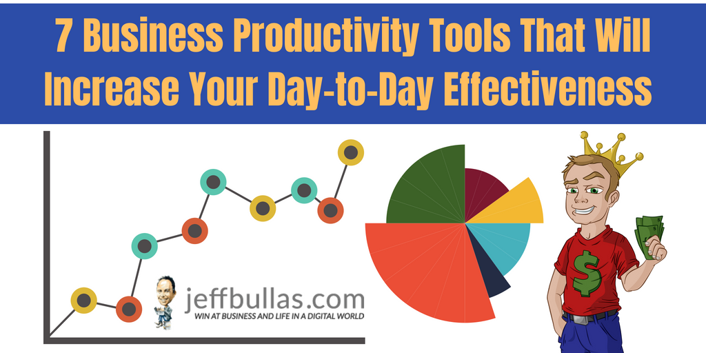 7 #Business #Productivity Tools That Will Increase Your Effectiveness https://t.co/YxB1VMEHGs via @zacjohnson @jeffbullas https://t.co/CsT2oouhdj