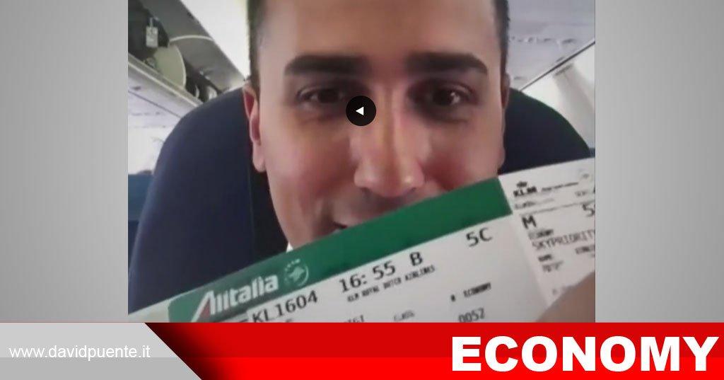 Quello di #LuigiDiMaio era un volo economy e non business  https:// www.davidpuente.it/blog/2018/09/20/quello-di-luigi-di-maio-era-un-volo-economy-e-non-business/?utm_source=dlvr.it&utm_medium=twitter  - Ukustom