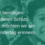Image for the Tweet beginning: #Weltkindertag | Wir im #ZentrumÜ
