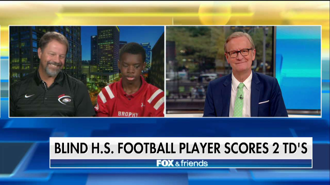 """Adonis Watt: """"Coach trusted me and put me in. I came through and did my job."""" @foxandfriends https://t.co/y97tDYpQw0 https://t.co/tsHY1lBpRH"""