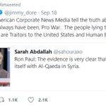 Hezbollah Twitter Photo