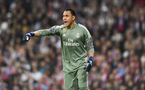 Real Madrid tem um novo plano para resolver disputa com goleiros Photo