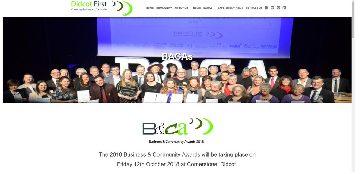 test Twitter Media - Really excited to announce that after a year we have been shortlisted for a training and development award in the local community... 🤞 https://t.co/SmCTQmXNn5