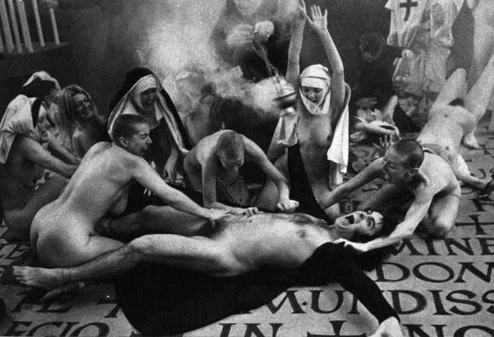Witchcraft ceremony calendar