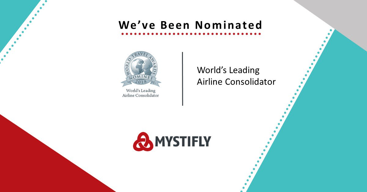 Help Us Propel Towards Greater Heights By Casting Your Valuable Vote For Mystifly Bitly 2De2uaX WTA WTA2018 Travel Awards Consolidator