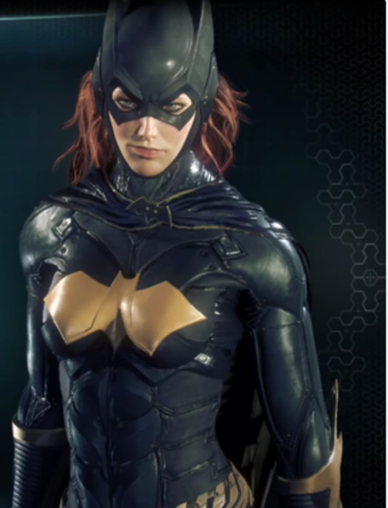 Daniel Richtman Blacklivesmatter On Twitter This Batgirl Suit From The Birds Of Prey Tv Show Is Actually Not Half Bad