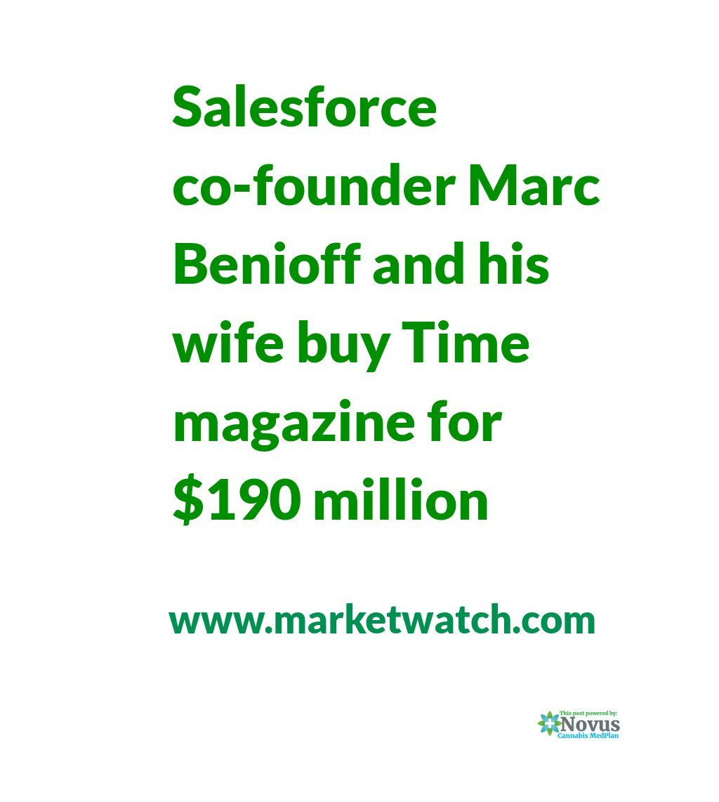 Ndev On Twitter Salesforce Co Founder Marc Benioff And His Wife