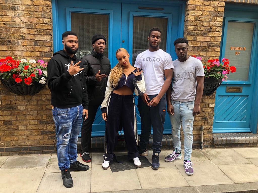 IMANI X @TiggsDaAuthor  X @BellySquad ‼ We hosted a show on @RinseFM and learnt some interested facts about each other 😂 Listen back here: https://t.co/LjTUADIFtz https://t.co/P1Y3Gu5eNQ
