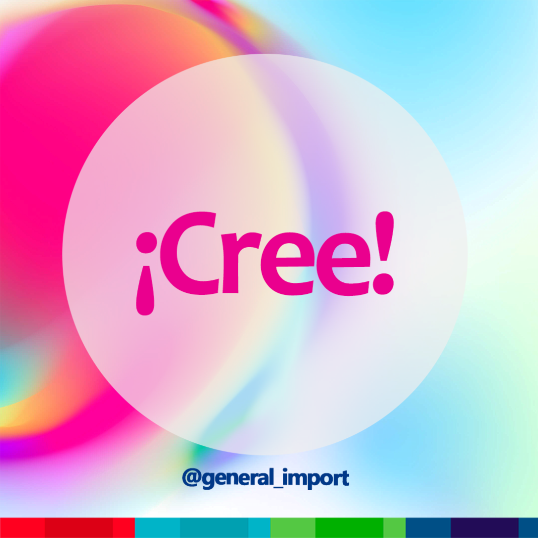 General Import On Twitter Cree En Ti En Tu Potencial Y En