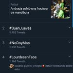 #LourdesenTeos Twitter Photo