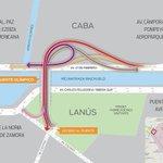 Puente Olímpico Ribera Sur Twitter Photo
