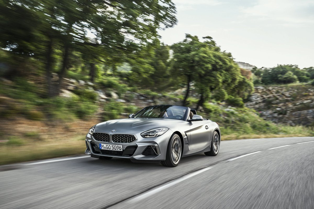 "car keys on twitter: ""bmw releases specifications for new z4 https"