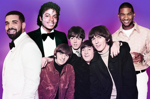 New @billboard Chart Beat Podcast: Who's had the best year ever on the #Hot100? @thebeatles in 1964? @michaeljackson in 1983? @Usher in 2004? @Drake ... in 2018? @AUgetoffmygold (in for @tanderson5569) & I discuss!  🔥💯🎧https://t.co/WUpIp1iBdW
