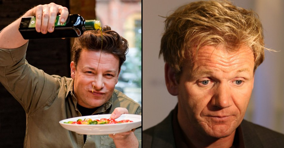Jamie Oliver is officially the UKs most popular chef... ladbible.com/news/food-jami…