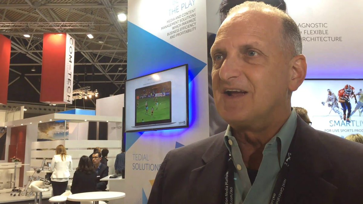 If you didn&#39;t get over to @IBCShow this week and you want to know what we were showing , then check out our #IBC2018 #video with our very own  Jay Batista #SMARTLIVE #HYPERIMF #Evolution #aSTORM  http:// bit.ly/2NWrqI3  &nbsp;  <br>http://pic.twitter.com/iboEahiOXl