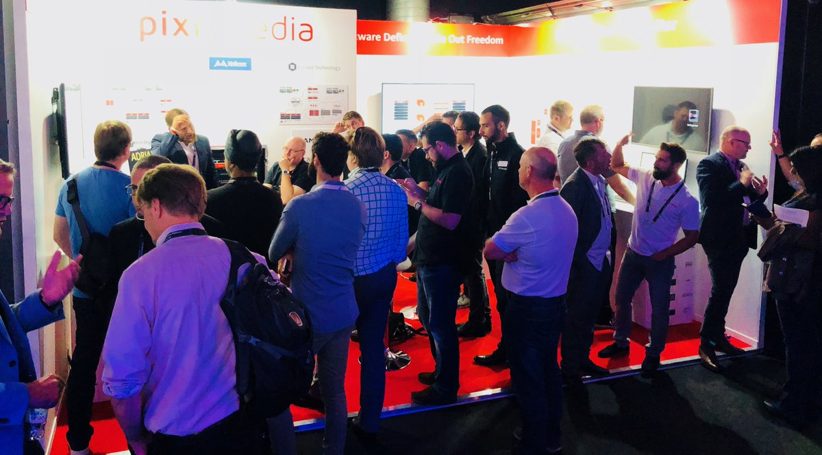 #IBC2018, That's a Wrap!  Thanks to our Partners and Presenters for a #SMASHING event: @ExceleroStorage, @bostonlimited, @mellanoxtech, @IBM, @HP, @AMD, @Escape_Tech, @NetApp, @westerndigital, #TobyTaylor, #MatthewAmos and @v2bull! #fasteststorageontheplanet<br>http://pic.twitter.com/8ls6MYlvlC