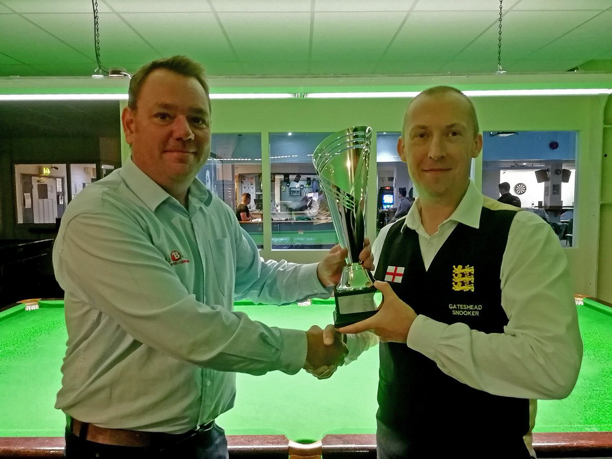 test Twitter Media - ⚪ CUEBALL | @CueballDerby Hosts Successful @WorldSnooker Challenge Tour Event  Full story 👉 https://t.co/hRdaFg3FQQ  #Cue4All https://t.co/8Lg059nGFu