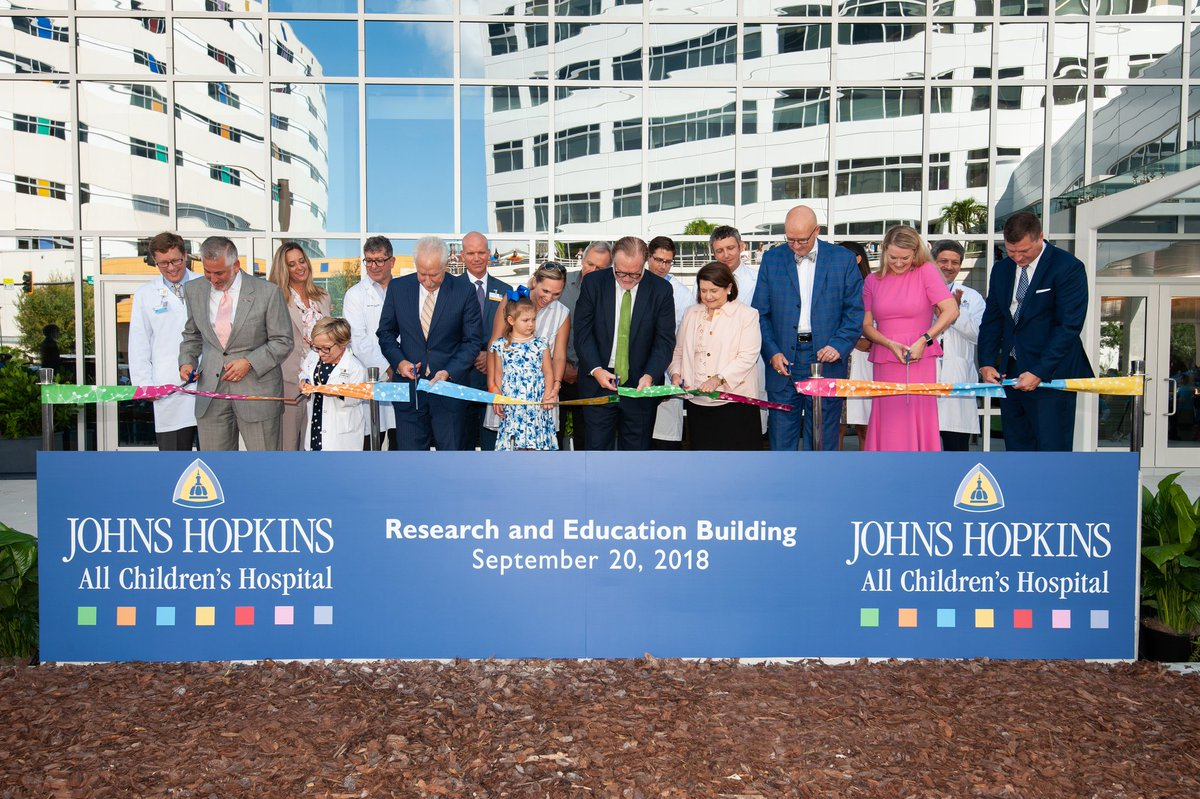 Johns Hopkins All Children's Hospital Picture