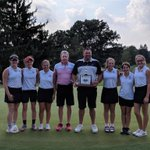 Image for the Tweet beginning: Shelby Golf teams compete in