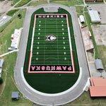 Image for the Tweet beginning: The new Pawhuska High School