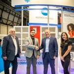 Image for the Tweet beginning: A great end to #theprintshow.