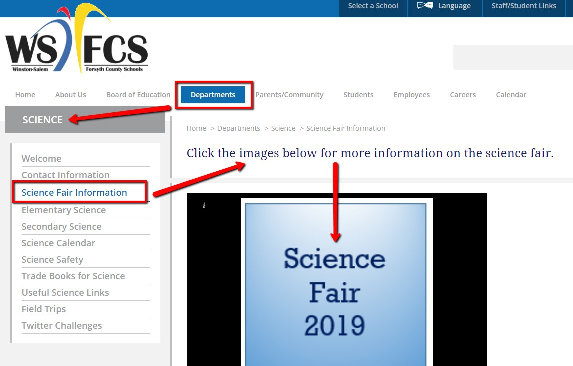 WS/FCS Science on Twitter: