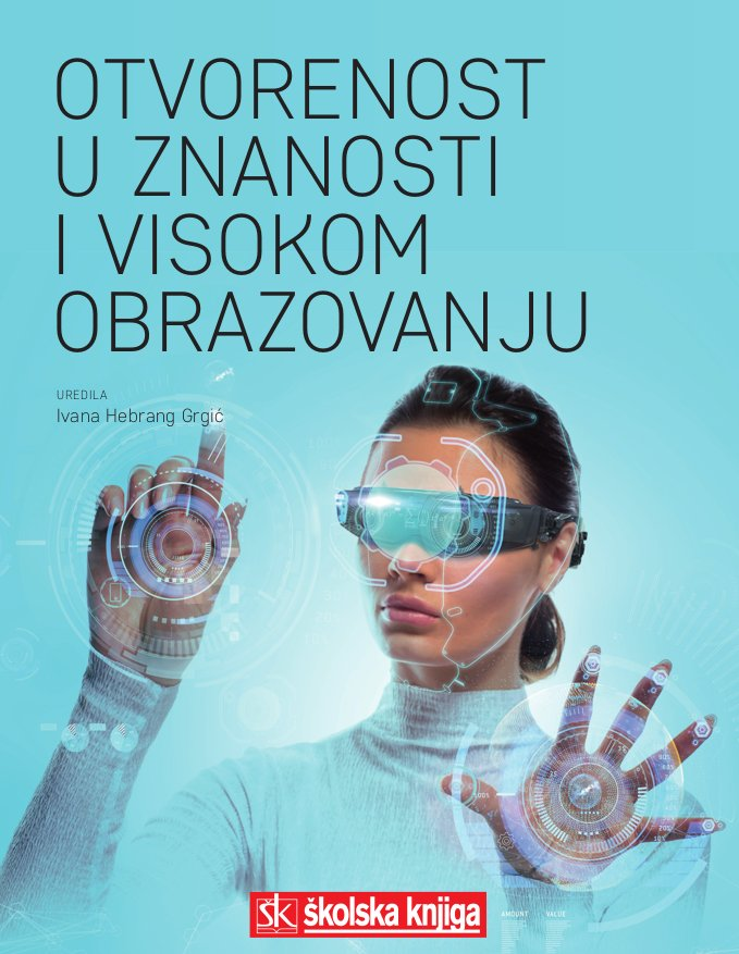 NEXT: Book presentation: Otvorenost u znanosti i visokom obrazovanju (Openness in science and higher education) by Ivana Hebrang Grgić