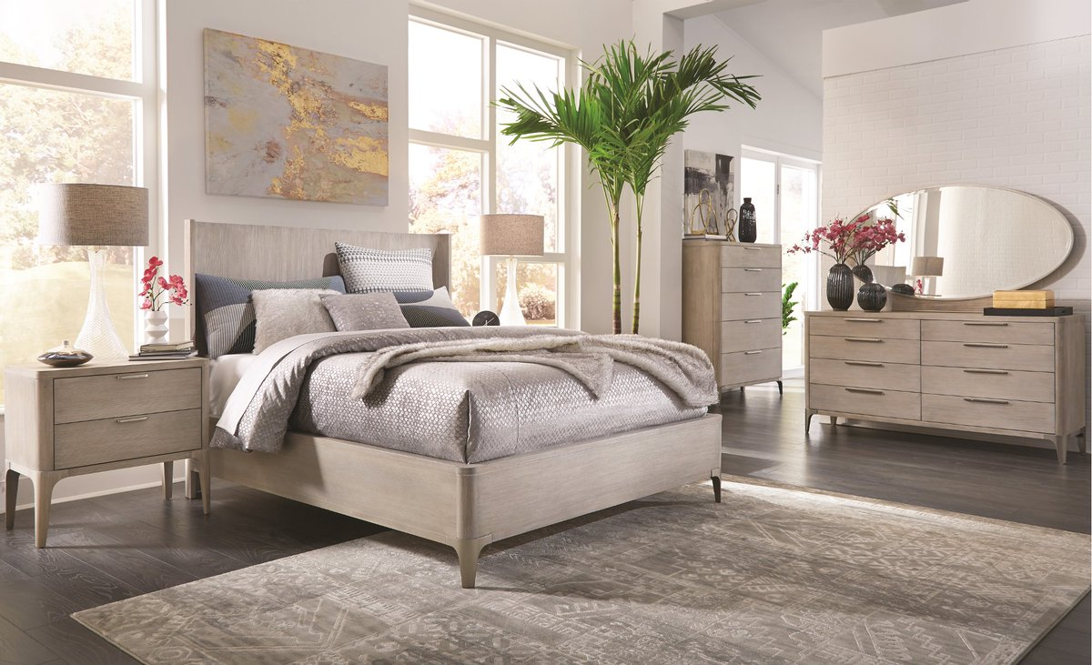 ... Queen Bedroom Set. Https://www.rcwilley.com/Furniture/Bedroom/Sets /Queen/110932943/Modern Frosted Ash 6 Piece Queen Bedroom Set   Alexandra View.jsp  U2026