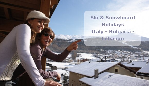 Winter is coming! New for 2019: Livigno ski holidays. #skiholidays