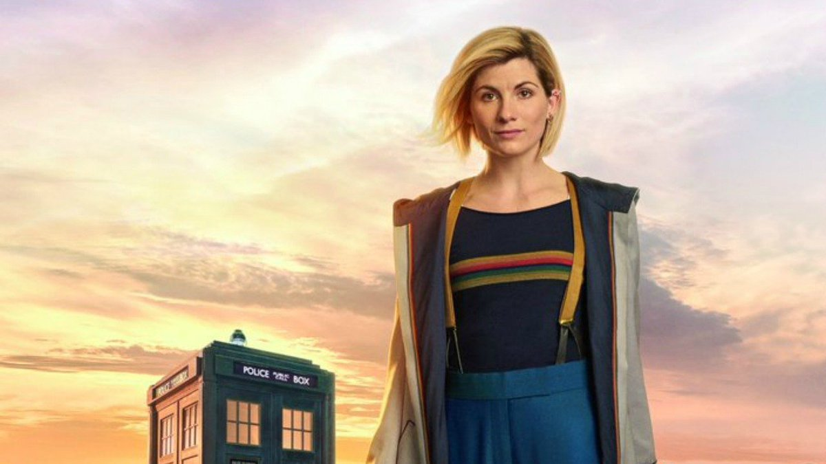 The full trailer for Doctor Who Season 11 has landed.    https://t.co/3b0yjRYIgR