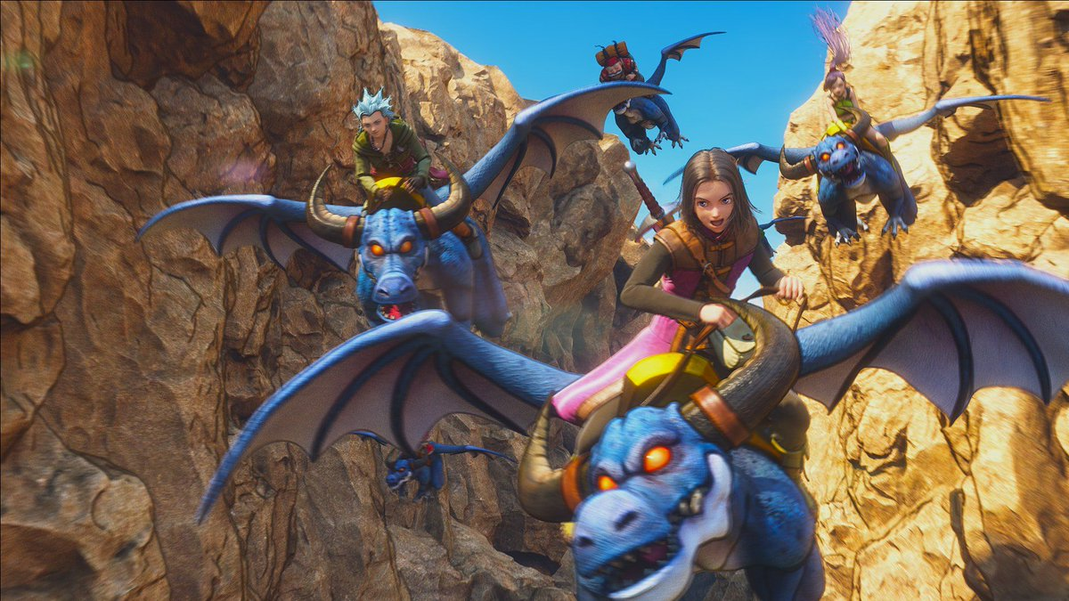 Look back at the history of Dragon Quest with series creator Yuji Horii https://t.co/MnVyKmaT3k