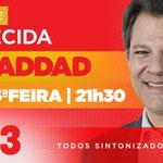 #DebateAparecida Twitter Photo