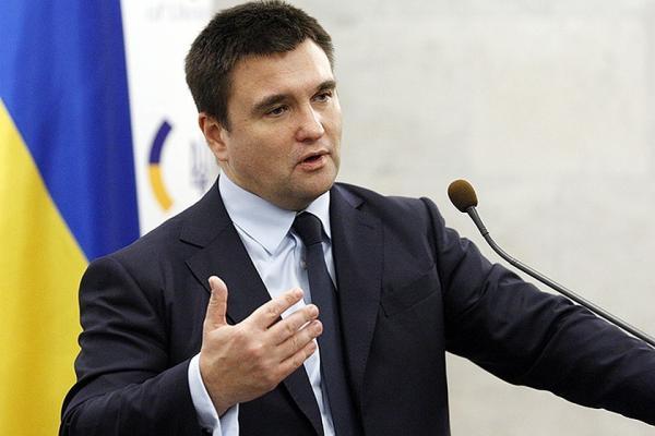 Україна не піде на жодні компроміси щодо видачі паспортів Угорщини на Закарпатті – Клімкін