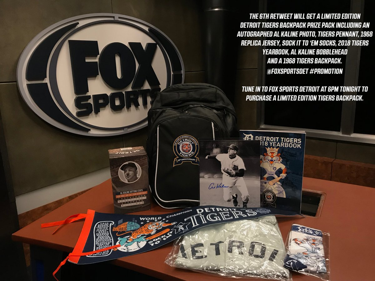 half off f69c3 79588 FOX Sports Detroit on Twitter: