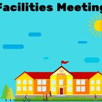 Image for the Tweet beginning: Facilities Committee Meeting is Tuesday,