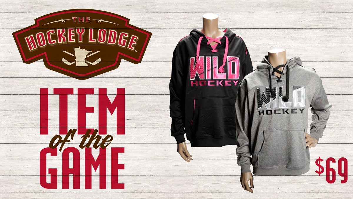 How cool would you be if you wear one of our new Minnesota Wild sweatshirts   Come to the Minnesota Wild Hockey Lodge to  GearUp on the latest Minnesota  Wild ... deca168be29