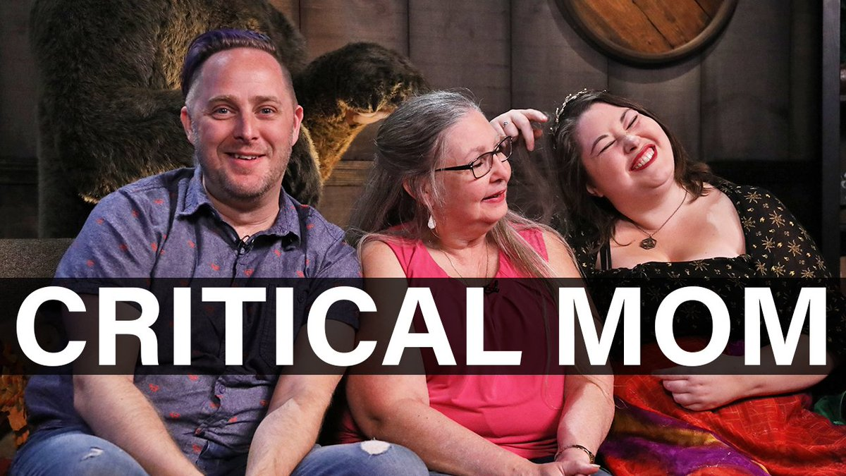 Good news, true believers! If you missed our Tuesday night @SpiderMan live stream of #EverythingIsContent: Critical Mom with @executivegoth, @ItsDaniCarr & Danis mom Velita, the VOD is available now on our YouTube channel! Excelsior! youtu.be/1I4B6quH_sM