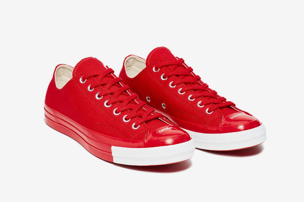 92d03c0f53a8 Undercover s  converse chuck 70 collab gets a release date ...