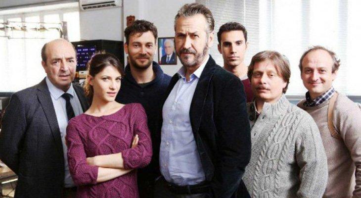 Europa Europa estrena la serie italiana #RoccoSchiavone https://bit.ly/2OAlphb | #TVPAGA  - Ukustom