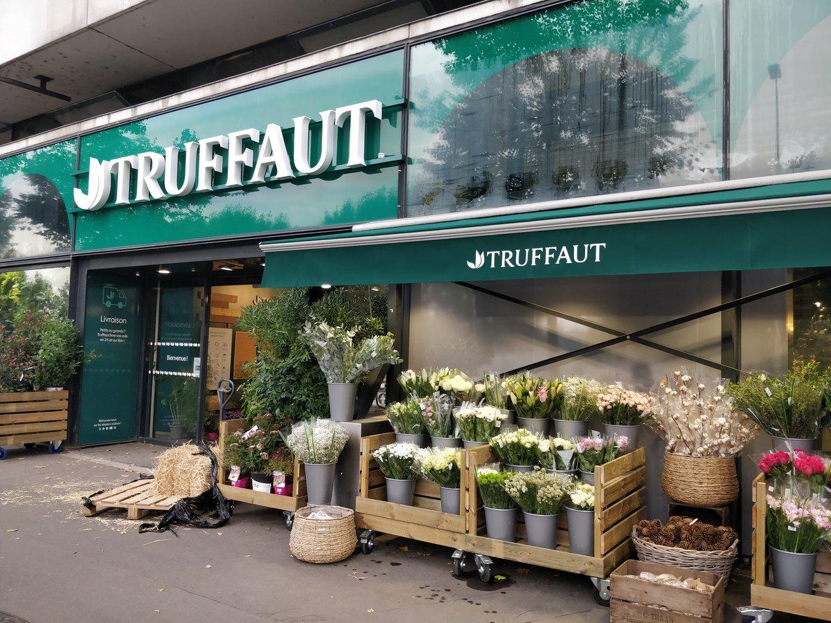 Truffaut On Twitter Notre Jardinerie Truffaut Paris Se Refait