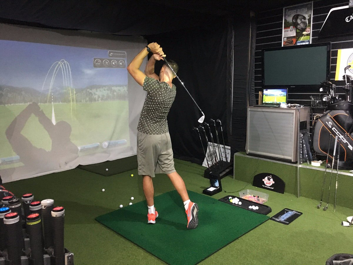 Great to meet the guys @midlandsgolfuk ⛳ who had a good look at my swing🕵🏻‍♂🏌🏼‍♂ #midlandsgolfonline #customfitting #FromFittingToFairway