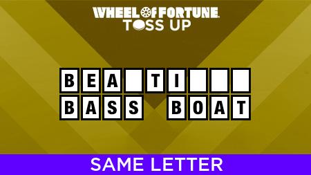 Same Letter Wheel Of Fortune.Wheel Of Fortune On Twitter Round 4 Wheeloffortune