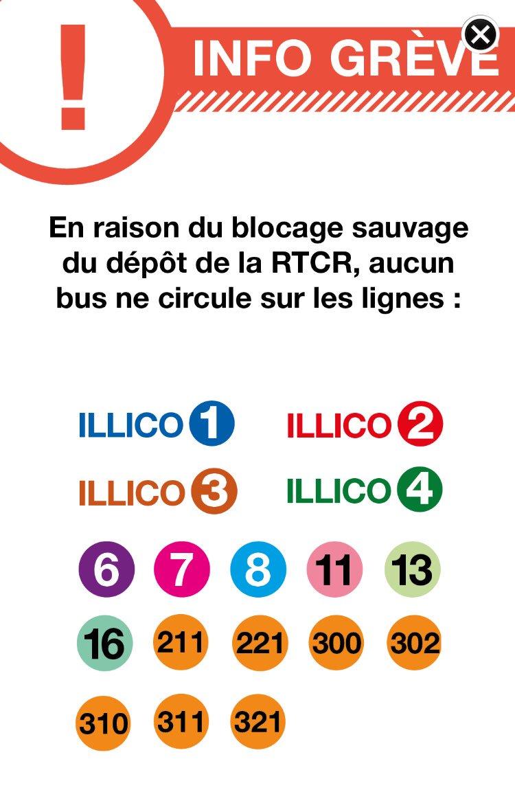 «Très forte probabilité» de nouveau blocage du dépôt de #bus demain vendredi selon la #RTCR à #LaRochelle #grève