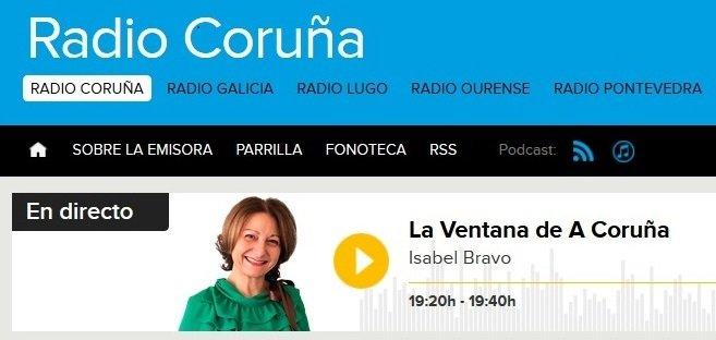 Radio Coruna Cadena Ser On Twitter Directo Escucha Ahora La